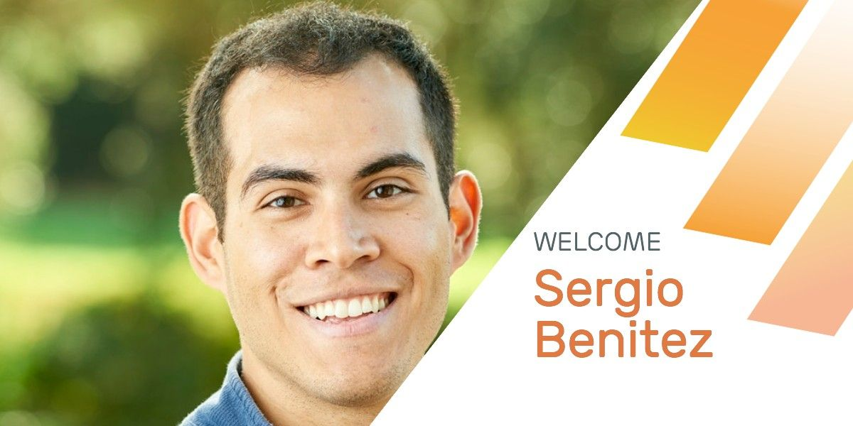 Welcome Sergio Benitez
