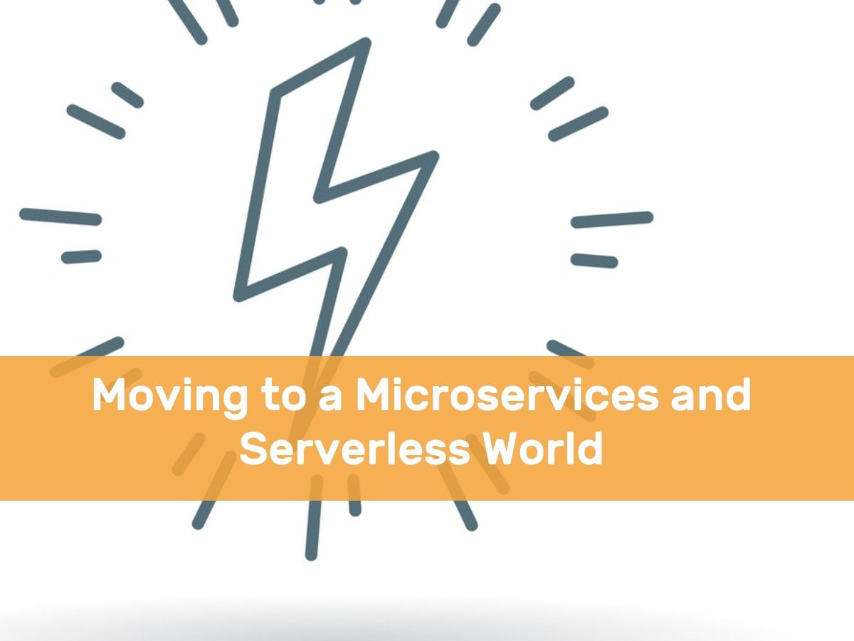 Capturing Lightning: Moving to a Microservices and Serverless World