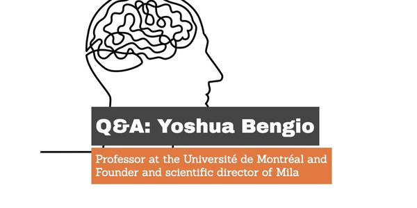 Machines That Dream: an Interview with Yoshua Bengio
